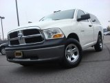 2009 Stone White Dodge Ram 1500 ST Regular Cab #73808541