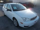 2005 Cloud 9 White Ford Focus ZX5 S Hatchback #73808391
