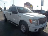 2010 Oxford White Ford F150 STX SuperCab #73808390