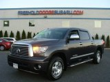 2011 Magnetic Gray Metallic Toyota Tundra Limited CrewMax 4x4 #73809054