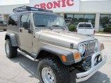 2006 Light Khaki Metallic Jeep Wrangler Unlimited 4x4 #73808663