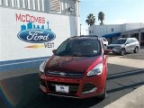 2013 Ruby Red Metallic Ford Escape SEL 2.0L EcoBoost #73808384