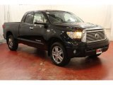 2012 Black Toyota Tundra Limited Double Cab 4x4 #73809037