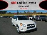2012 Blizzard White Pearl Toyota RAV4 Limited #73808788