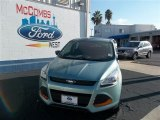 2013 Frosted Glass Metallic Ford Escape S #73808382