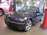2005 Monaco Blue Metallic BMW 3 Series 330xi Sedan #73808519