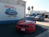 2013 Race Red Ford Mustang V6 Coupe #73808380