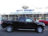 2013 Kodiak Brown Metallic Ford F150 XLT SuperCab 4x4 #73808609