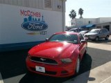 2013 Race Red Ford Mustang V6 Coupe #73808378