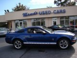 2006 Vista Blue Metallic Ford Mustang V6 Premium Coupe #73808762