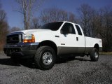 2004 Ford F350 Super Duty Lariat SuperCab 4x4 Data, Info and Specs