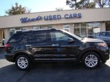 2011 Tuxedo Black Metallic Ford Explorer XLT #73808760