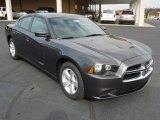2013 Granite Crystal Dodge Charger SE #73808906