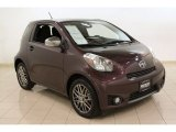 2012 Black Currant Metallic Scion iQ  #73808901