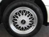 Audi V8 1991 Wheels and Tires