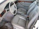 1991 Audi V8 Interiors