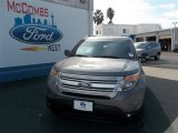 2013 Sterling Gray Metallic Ford Explorer XLT #73866737