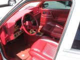 1985 Cadillac Cimarron Interiors