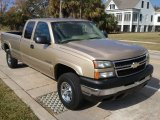 2006 Chevrolet Silverado 2500HD LS Extended Cab Data, Info and Specs