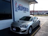 2013 Circuit Silver Hyundai Genesis Coupe 2.0T Premium #73866708