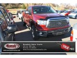 2010 Salsa Red Pearl Toyota Tundra TRD Double Cab 4x4 #73866641