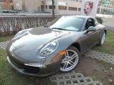 2013 Porsche 911 Agate Grey Metallic