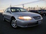 2002 Satin Silver Metallic Honda Accord LX Sedan #73884807