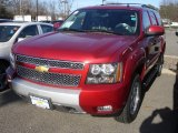 2013 Crystal Red Tintcoat Chevrolet Tahoe LT 4x4 #73884579