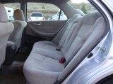 2002 Honda Accord LX Sedan Rear Seat