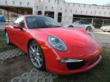 2012 Porsche 911 Carrera S Coupe Data, Info and Specs