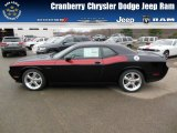 2013 Pitch Black Dodge Challenger R/T Classic #73884653