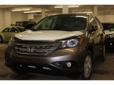2013 Polished Metal Metallic Honda CR-V EX-L AWD #73884876