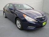 2013 Indigo Night Blue Hyundai Sonata GLS #73884729