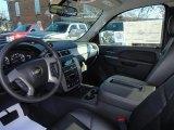 2013 Chevrolet Silverado 1500 LTZ Extended Cab 4x4 Ebony Interior