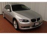 2009 Titanium Silver Metallic BMW 3 Series 335xi Coupe #73884636