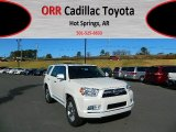 2013 Blizzard White Pearl Toyota 4Runner Limited #73884782