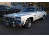 1975 Buick LeSabre Custom 4 Door Sedan