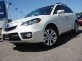 2010 White Diamond Pearl Acura RDX SH-AWD #73884621