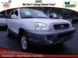 2003 Nordic White Hyundai Santa Fe LX #73884895