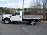 2008 Ford F350 Super Duty XL Regular Cab Utility Truck Data, Info and Specs