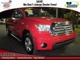2007 Radiant Red Toyota Tundra Limited Double Cab #73884892