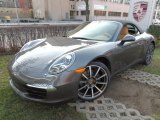 2013 Porsche 911 Carrera Cabriolet Data, Info and Specs