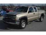 2006 Chevrolet Silverado 2500HD Extended Cab Data, Info and Specs