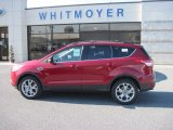 2013 Ruby Red Metallic Ford Escape SEL 1.6L EcoBoost 4WD #73884820