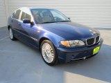 2003 Mystic Blue Metallic BMW 3 Series 330xi Sedan #73884736