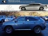2013 Nebula Gray Pearl Lexus RX 350 F Sport AWD #73910157