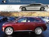 2013 Claret Red Mica Lexus RX 350 AWD #73910153