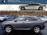 2013 Nebula Gray Pearl Lexus RX 350 AWD #73910151