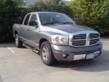 2006 Mineral Gray Metallic Dodge Ram 1500 Laramie Quad Cab #73910256