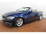 2011 Deep Sea Blue Metallic BMW 3 Series 335i Convertible #73910127